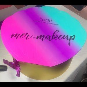 TARTE Mer-Makeup vault BNIB